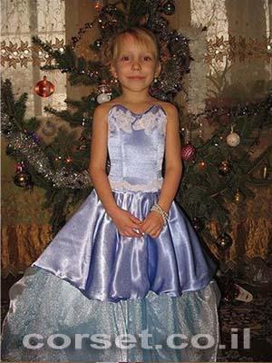 Платье Корсет С Юбкой 43